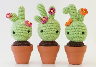 comprar cactus ganchillo precios